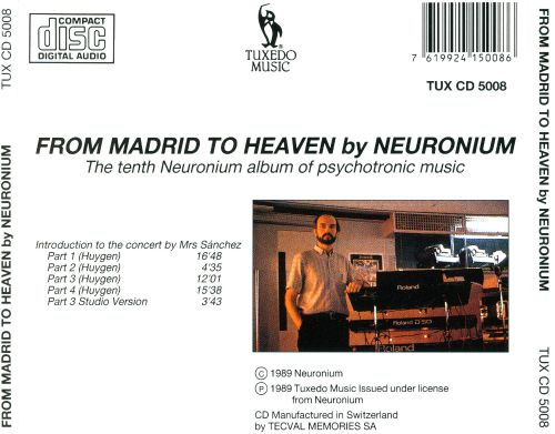 From Madrid to Heaven