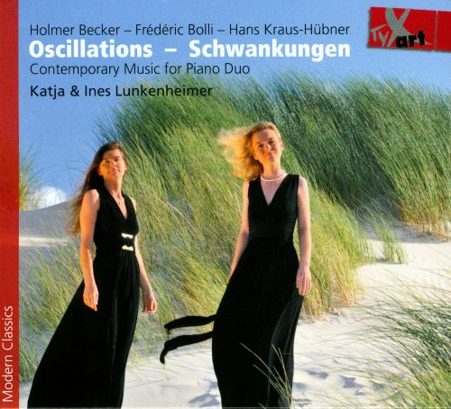Oscillations - Schwankungen: Contemporary Music for Piano Duo