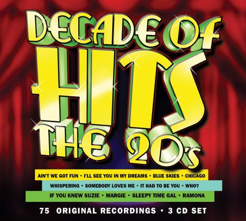 Decade of Hits: The 20's