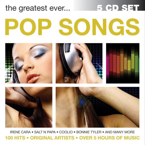 The Greatest Ever: Pop Songs