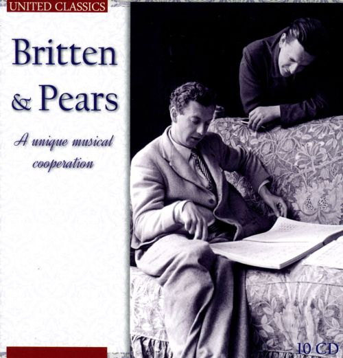Britten & Pears: A Unique Musical Cooperation