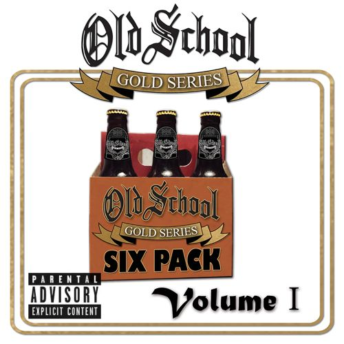 Old School Gold Series Six Pack, Vol. 1