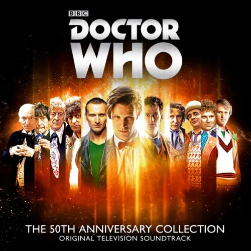Doctor Who: The 50th Anniversary Collection [Original Television Soundtrack]