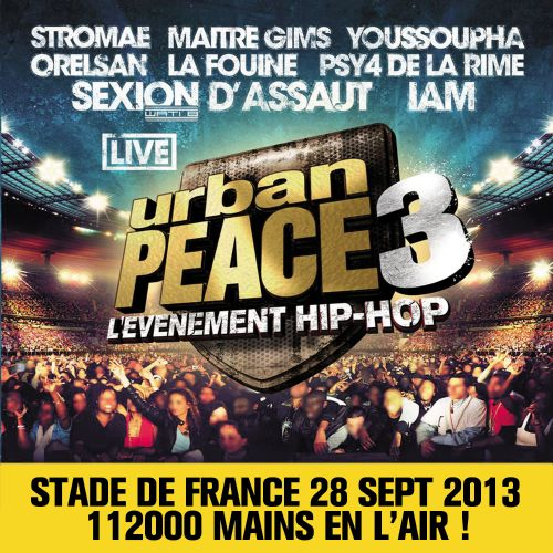 Urban Peace, Vol. 3
