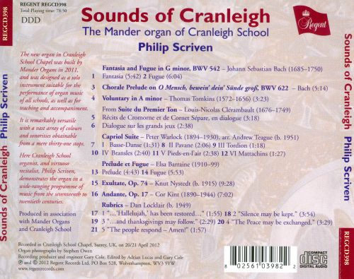 Sounds of Cranleigh