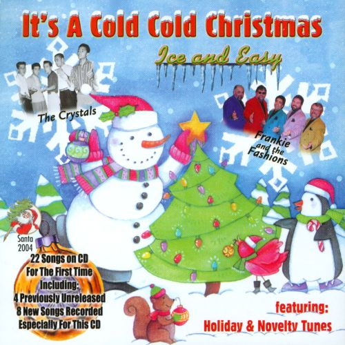 It's a Cold Cold Christmas: Ice and Easy