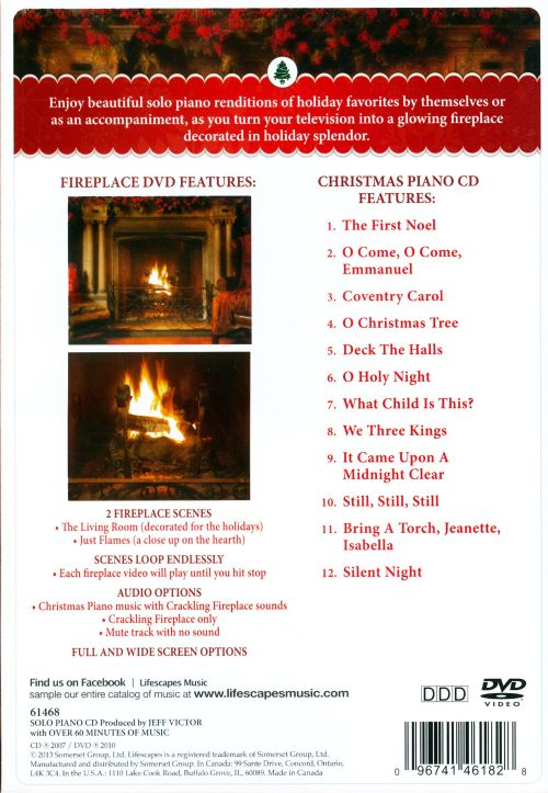 Lifescapes Holiday: Fireside Christmas