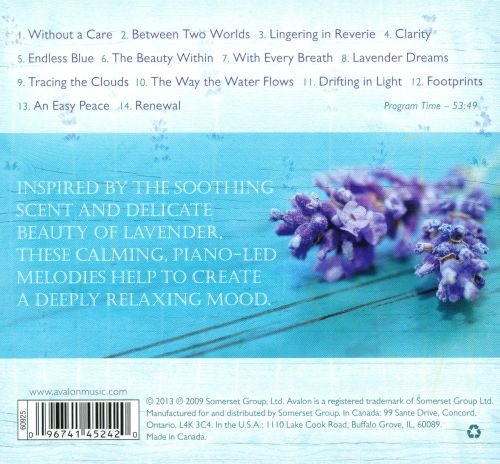 Lavender: Soothing Music for Relaxation