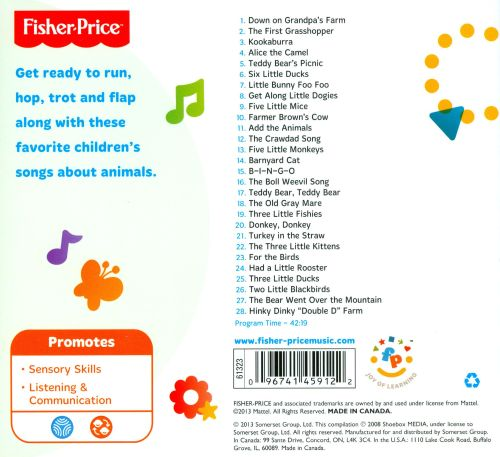 Animal Songs [Fisher-Price]