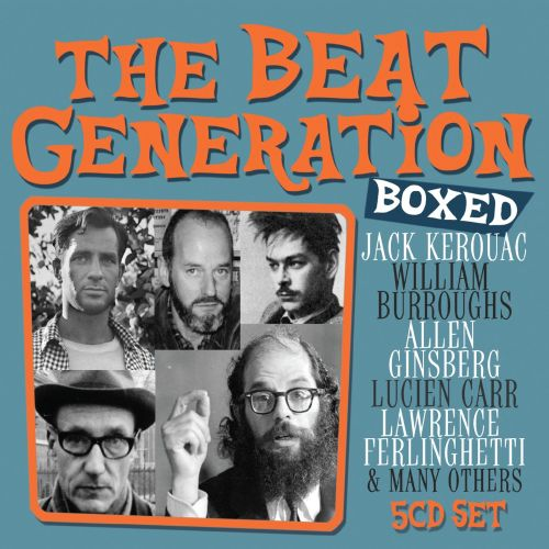 The Beat Generation Boxed