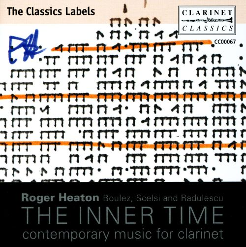 The Inner Time: Contemporary Music for Clarinet