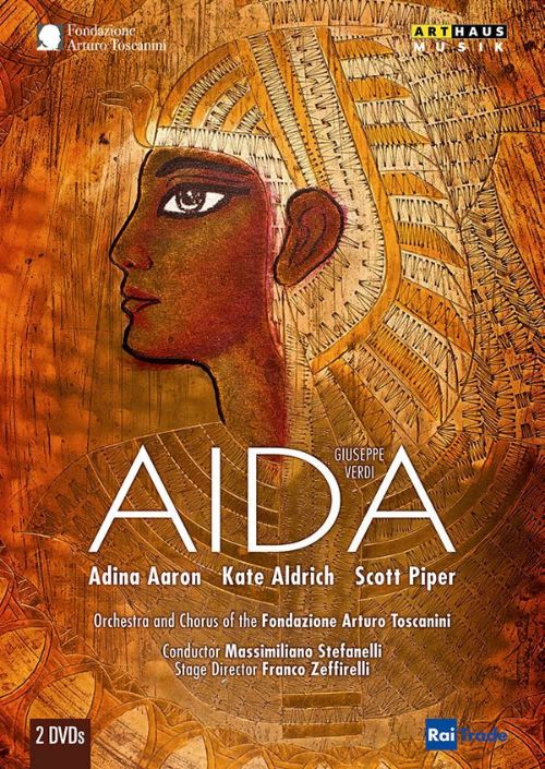 Verdi: Aida [Video]