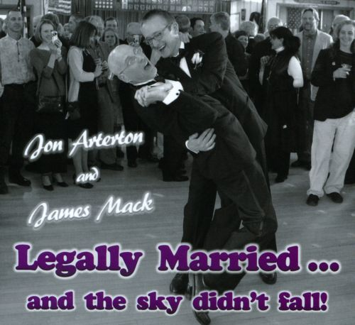 Legally Married ... and the Sky Didn't Fall