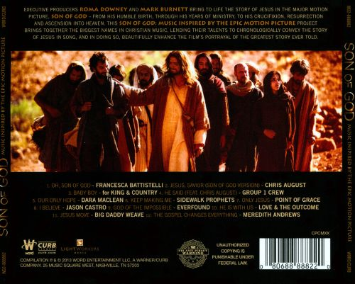 Son of God: Music Inspired By the Motion Picture