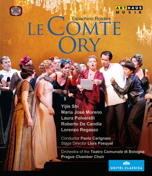 Rossini: Le Comte Ory [Video]