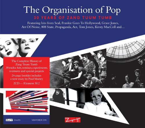 The Organisation of Pop: 30 Years of Zang Tuum Tumb