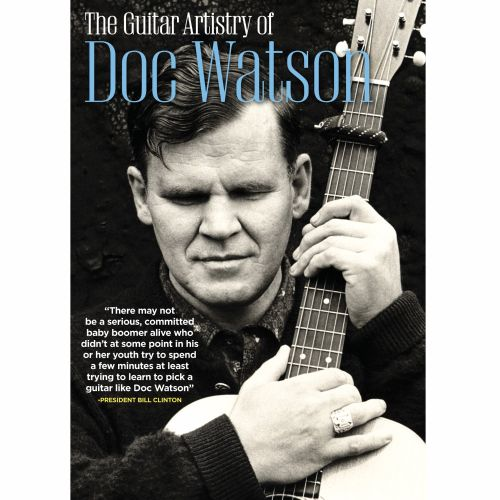 Guitar Artistry of Doc Watson