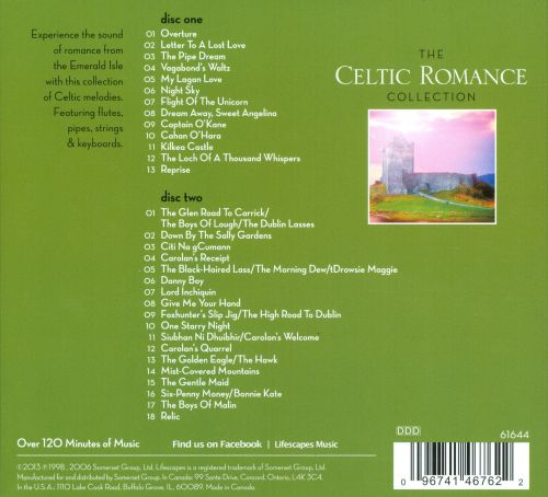 The  Celtic Romance Collection