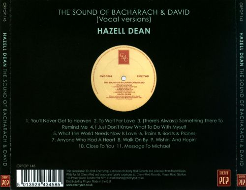 The Sound of Bacharach & David