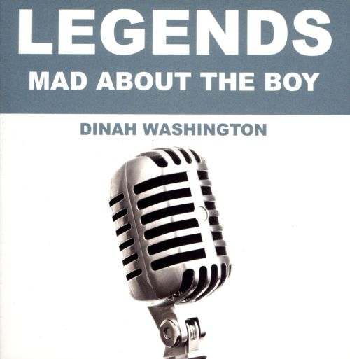 Legends: Mad About the Boy