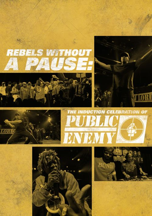 Rebels Without a Pause: Induction Celebration