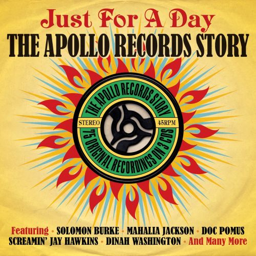 Just for a Day: Apollo Records Story