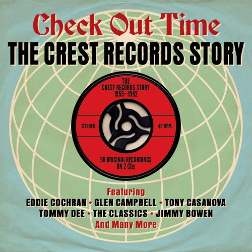 Check out Time: Crest Records Story 1955-1962