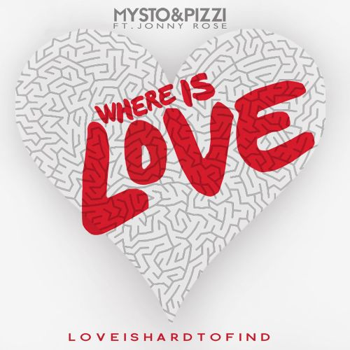 Where is Love (Love is Hard To Find)