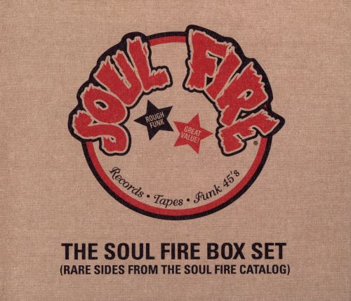 The Soul Fire Box Set (Rare Sides From The Soul Fire Catalog)