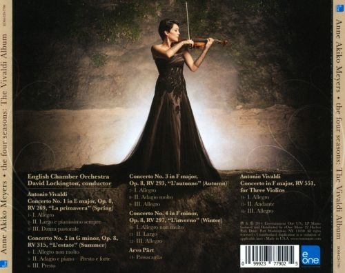 The Four Seasons: The Vivaldi Album
