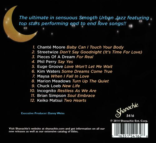Midnight Love: Sensuous Smooth Jazz at Its Very Best
