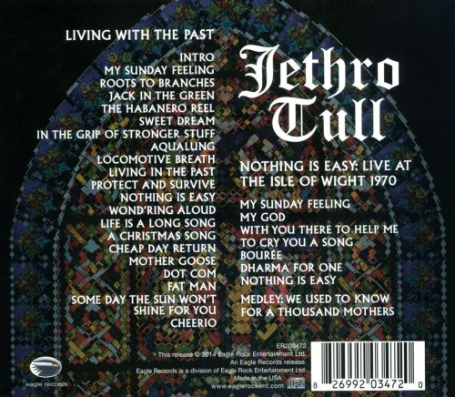 Living with the Past/Nothing Is Easy: Live at the Isle of Wight 1970