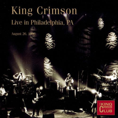 Live in Philadelphia, PA, August 26th, 1996