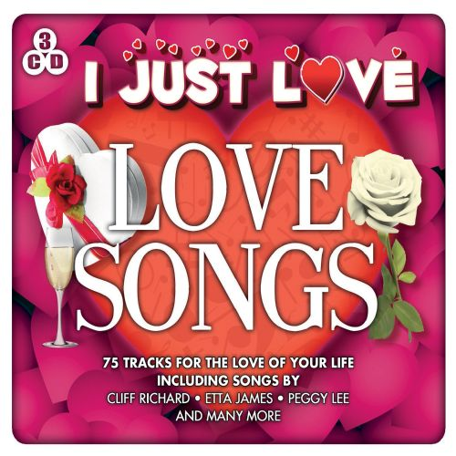 I Just Love: Love Songs