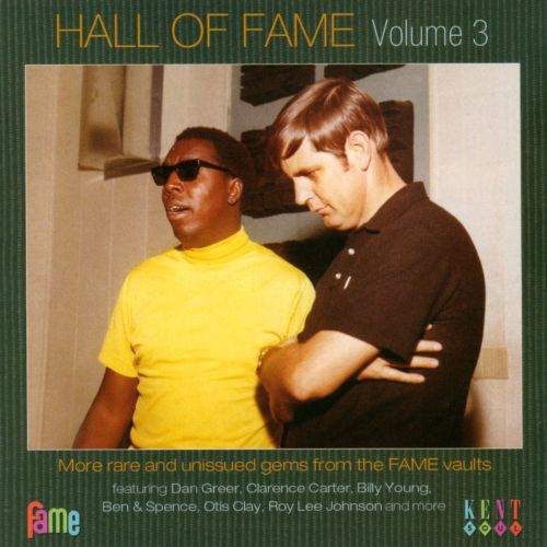 Hall of Fame, Vol. 3