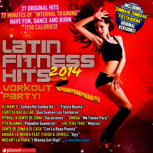 Latin Fitness Hits 2014