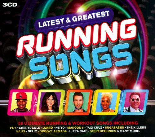 Latest & Greatest Running Songs