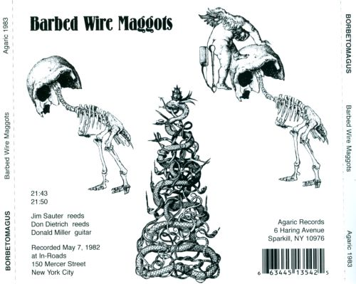 Barbed Wire Maggots