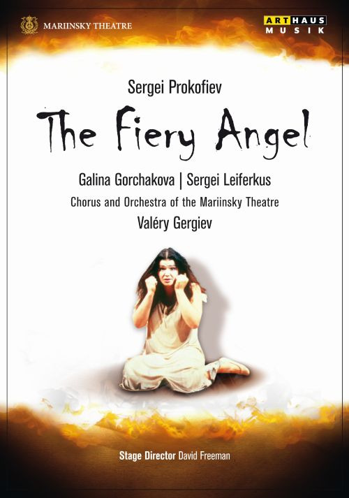 Prokofiev: The Fiery Angel [Video]