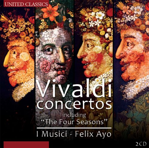 Vivaldi: Concertos including