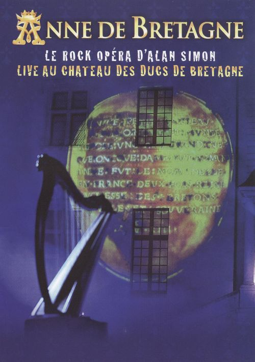Le Rock Opera d'Alan Simon [DVD]