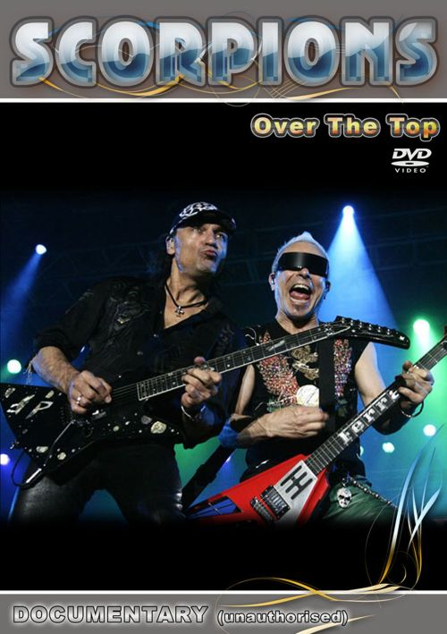 Over the Top Unauthorized