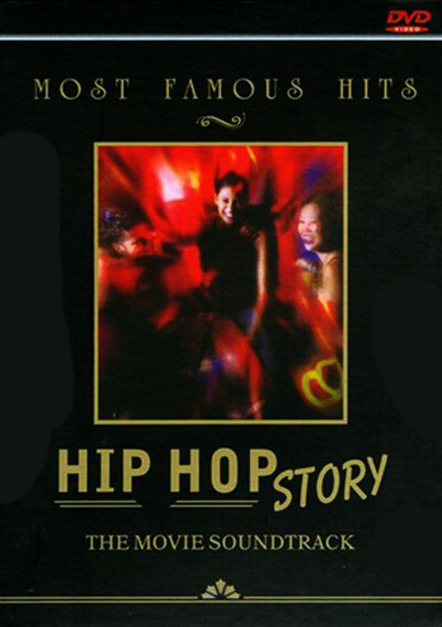 Hip Hop Story [DVD] [Most Famous Hits]