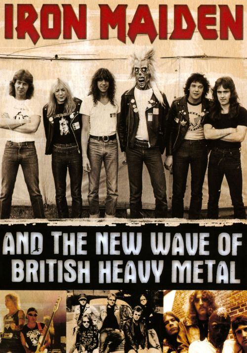 ...and the New Wave of British Heavy Metal