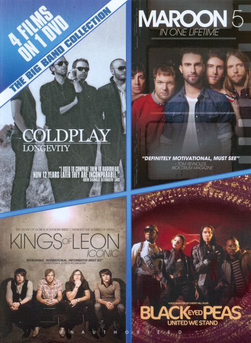 4 Films on 1 DVD: Big Band Collection