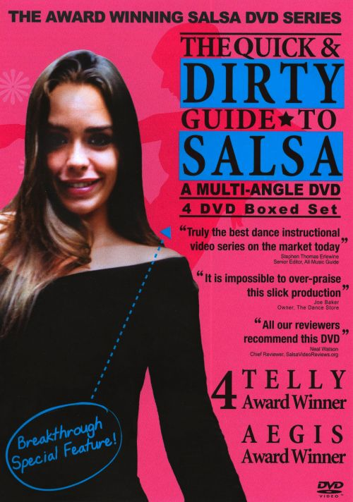 Quick & Dirty Guide to Salsa (4PC)/(Box)