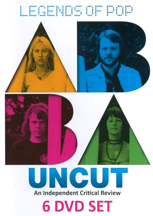 Legends of Pop: ABBA Uncut an Independent Critical Review