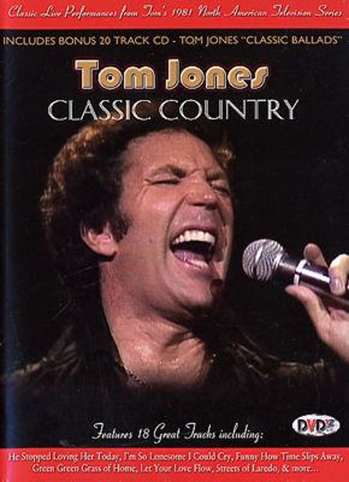 Classic Country [DVD]