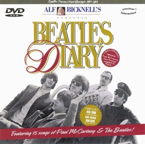 Alf Bicknell's Beatles Diary [Video DVD]