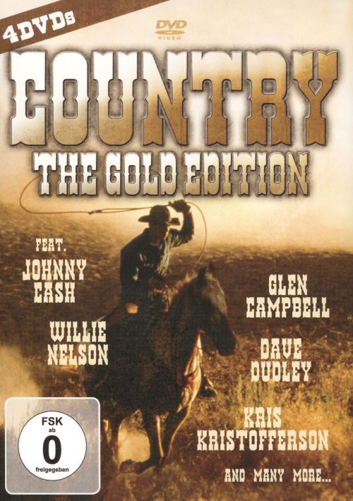 Country: The Gold Edition